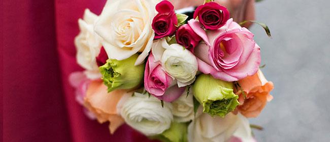 Panduan Membuat Bunga Kahwin Anda Segar Lama