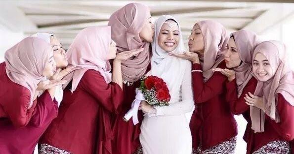 Panduan Memilih Pakaian Bridesmaid