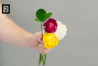 DIY bunga tangan4