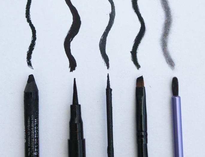 Teknik Eyeliner Mungkin Anda Ingin Tahu